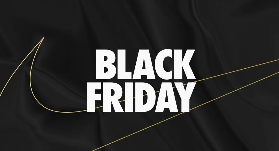 Nike Black Friday and Cyber Monday 促銷代碼優惠活動